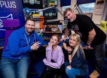 Sky Plus on jätkuvalt Eesti raadioturu liider